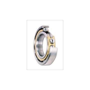 40 mm x 80 mm x 18 mm  NSK QJ208 Angular contact ball bearing